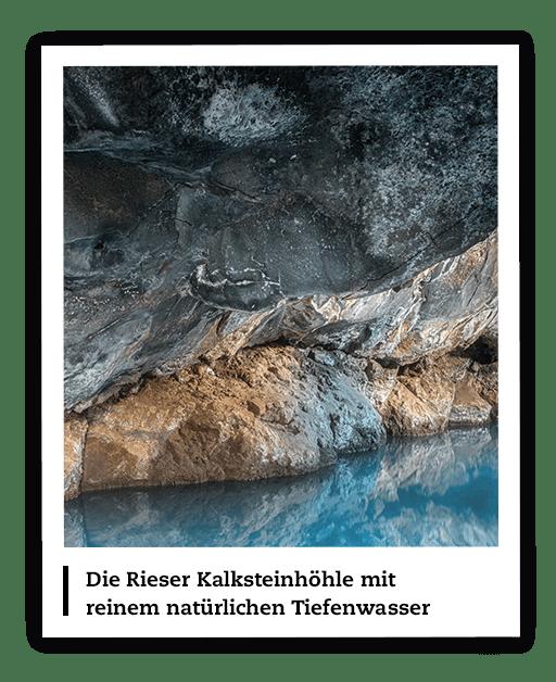 rieser urwasser kalkstein