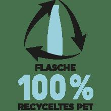 rieser urwasser bio mineralwasser flasche Logo PET 2020 220px
